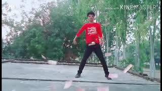Mai Marta tha jin otho par o bikne lage hai dance by vikas yadav