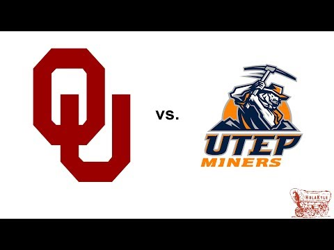 Oklahoma Highlights vs UTEP - 9/02/17