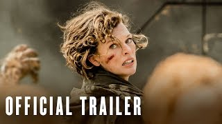 Resident Evil: The Final Chapter - Official Trailer - Starring Milla Jovovich - At Cinemas Feb 3