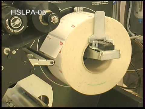 Printing, dispensing and protecting - Lupo HSLPA-05