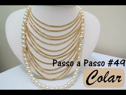 Passo a Passo #49: Maxi Colar from YouTube · Duration:  13 minutes 58 seconds