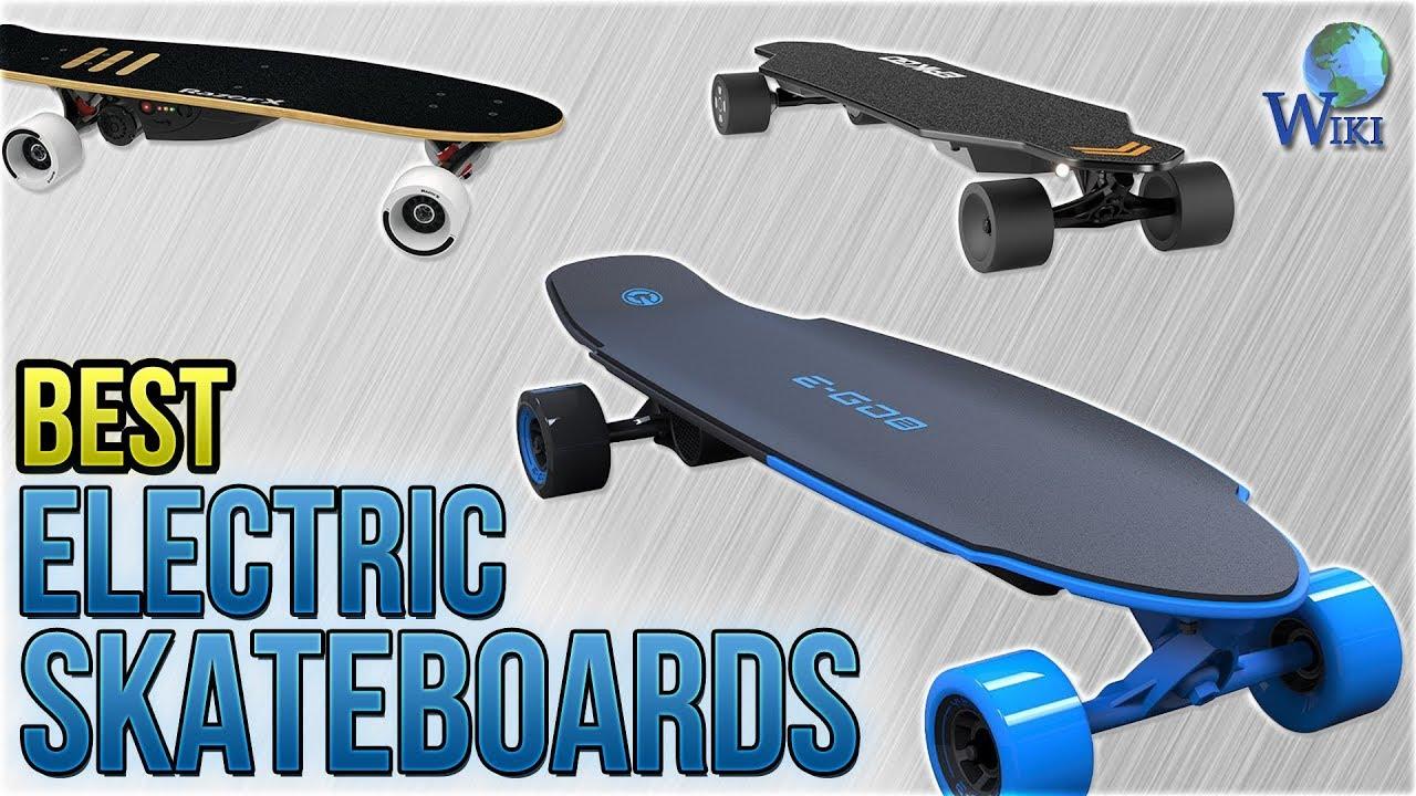 10 Best Electric Skateboards 2018  YouTube