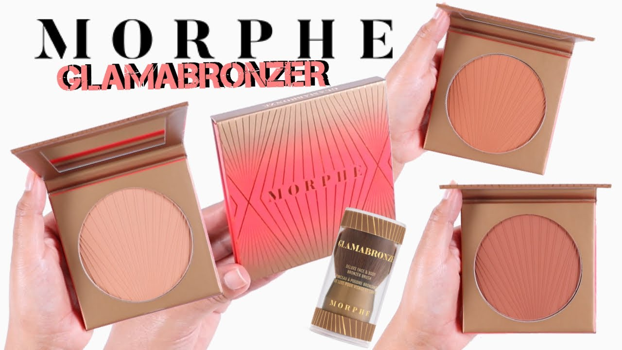 Morphe Glamabronzer Face Body Bronzers Review Swatches Youtube Ewg scientists reviewed the morphe mini bronzer, debutante product label collected on june 27, 2019 for safety according to the methodology outlined in our skin deep cosmetics database. morphe glamabronzer face body bronzers review swatches