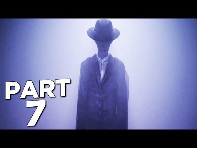 LITTLE NIGHTMARES 2 Walkthrough Gameplay Part 7 - THIN MAN BOSS (FULL GAME)