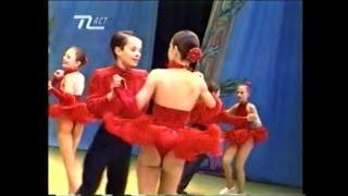 Детский бальный танец / Children's Ballroom Dance