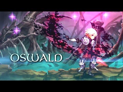 Odin Sphere Leifthrasir: Oswald the Shadow Knight