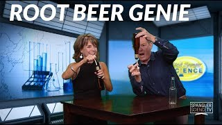 Root Beer Genie - Cool Science Magic