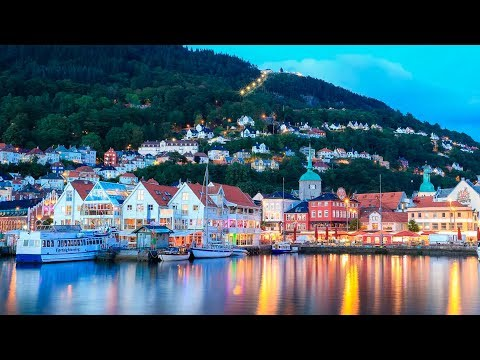 Madrileños por el Mundo: Bergen (Noruega)