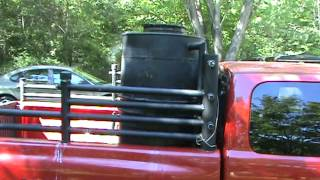 Woodgas Truck