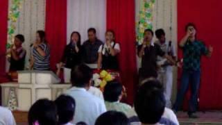 HOLY SPIRIT ( Ruach HaKodesh )Fire Burns #1 - New Life Christian Fellowship , Talisay City, Cebu