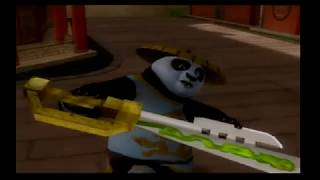 Kung Fu Panda The Game Walktrough Part 1 (PS2,PC,Wii,PS3 And XBOX 360)