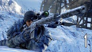 Sniper: Ghost Warrior 2 Siberian Strike - Walkthrough Part 1 Gameplay