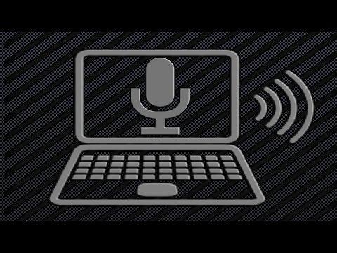 Как настроить микрофон в ноутбуке