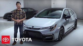 homepage tile video photo for 2022 Corolla Apex Walk-Around | Toyota