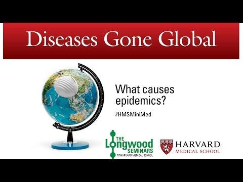 Diseases Gone Global -- Longwood Seminar