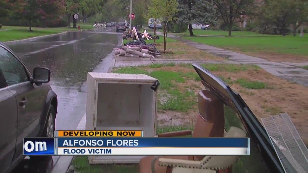 Basement Flooding In Grosse Pointe Park YouTube - Basement keeps flooding