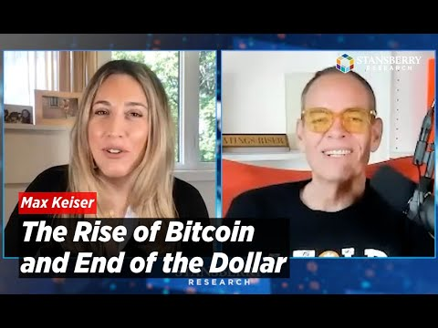 Max Keiser Talks JP Morgan Manipulation, Rise of Bitcoin and End of the Dollar
