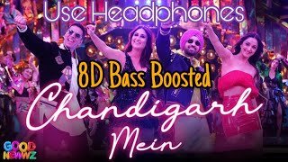 Chandigarh Mein | Badshah, Harrdy Sandhu, Lisa Mishra, Asees Kaur [8DBassBoosted] | Harman Creations