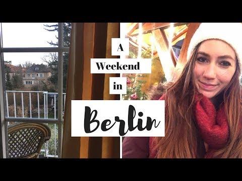 BERLIN ADVENTURES PART 1 // Digital Nomad Life, Real Talk, & Christmas Markets
