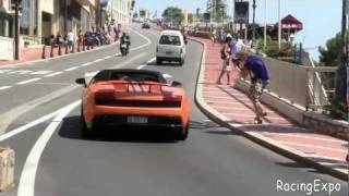 Lamborghini Gallardo LP570-4 Spyder Performante 2011 Videos
