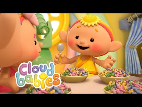 Cloudbabies - 1 Hour New Year Special | Cartoons for Kids