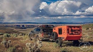 KIA Telluride Overland Adventure with New Drifter Trailer