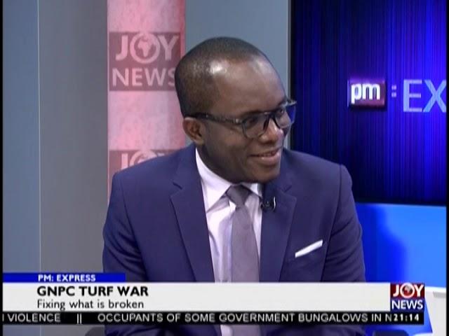 GNPC TURF WAR - PM Express on JoyNews (19-2-19)
