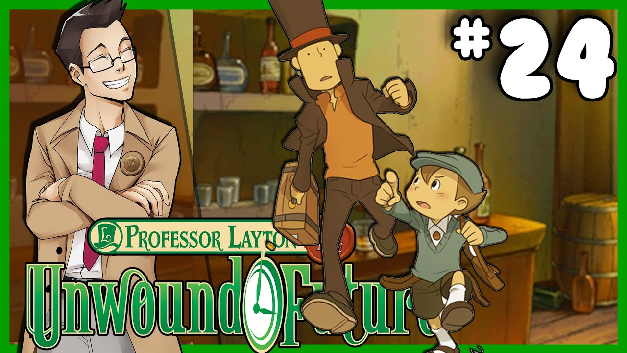 Professor Layton And The Unwound Future The Truth Revealed