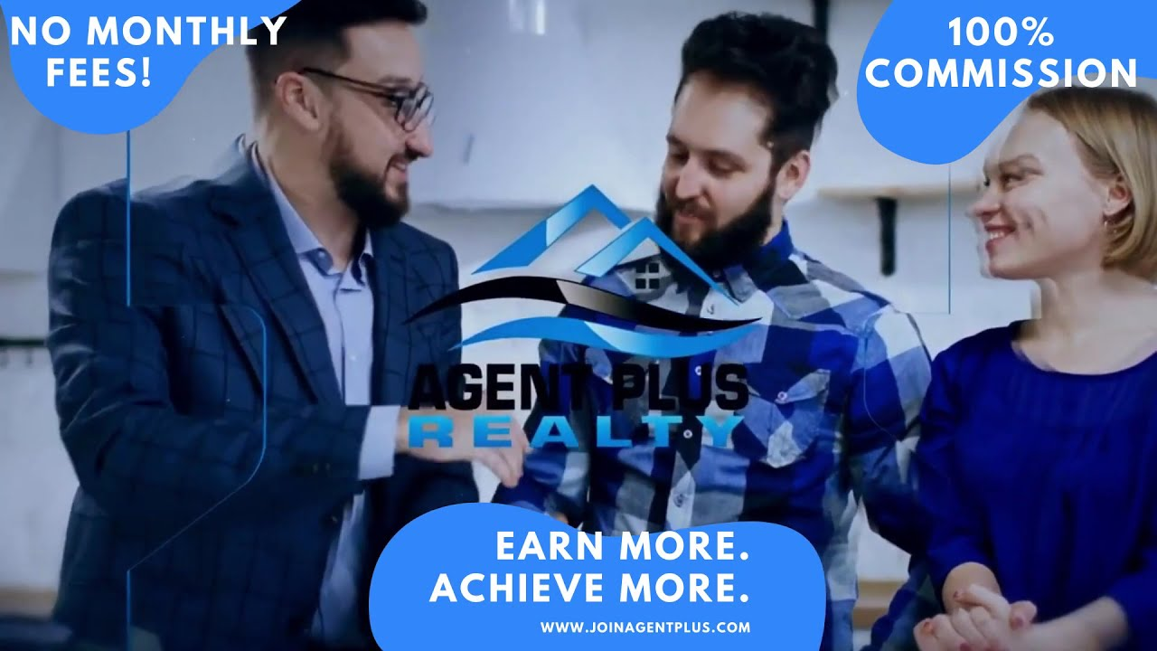 Join Agent Plus Realty