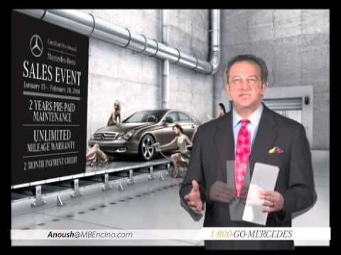 Mercedes Benz Certified Pre-Owned, unlimited peace of mind, Anoush Show EP #13 (English)