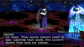 Persona 2 Eternal Punishment - Azazel Special Conversation