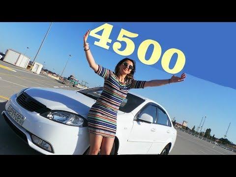 """""""4.500 Ver Apar""""Daewoo Gentra - Nazli Ile TEST DRIVE 2019"""