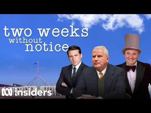 """Huw Parkinson: """"Two Weeks Without Notice"""" #Auspol meets The Office 