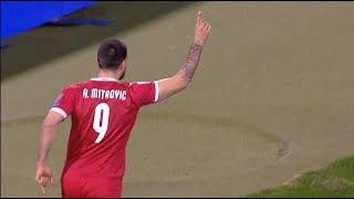 Srbija vs Irska   Mitrović Glavom za 3:1   SPORT KLUB FUDBAL