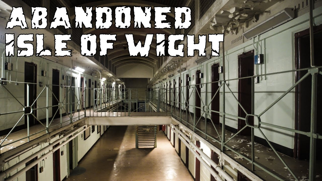 Exploring Inside Abandoned Prison - HMP Camp Hill Isle of Wight