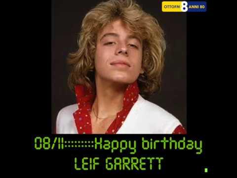 08:11:::::::::Happybirthday LEIF GARRETT
