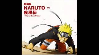 Naruto Shippūden Movie OST #30 Determination (Ketsui)