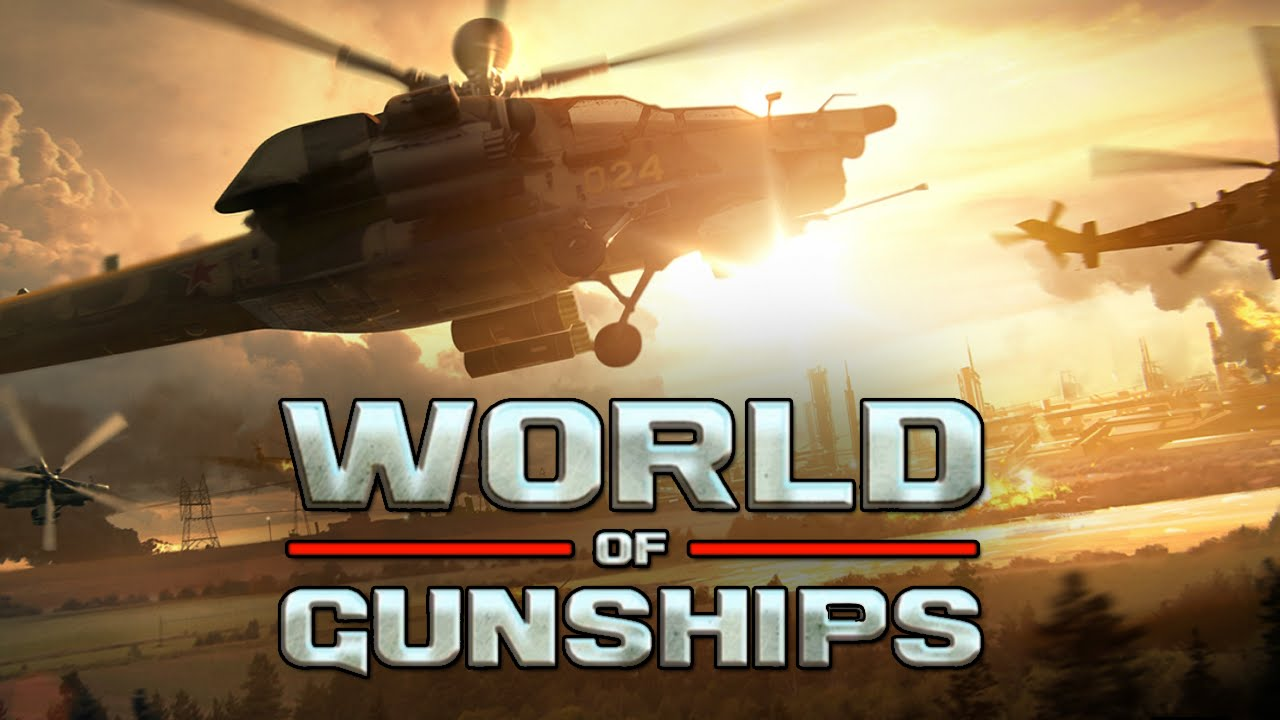 World of Gunships - u0411u041eu0418 u041du0410 u0412u0415u0420u0422u041eu041bu0415u0422u0410u0425