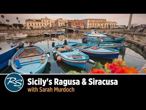 Sicily: Ragusa & Siracusa with Sarah Murdoch | Rick Steves Travel Talks