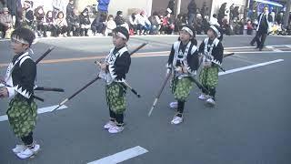 第114回赤穂義士祭【忠臣蔵パレード】こども義士行列・中央通り thumbnail