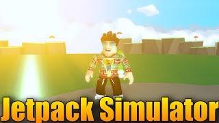 JSEM NA PRVNÍM OSTROVĚ!😍 | ROBLOX: Jetpack Simulator #2