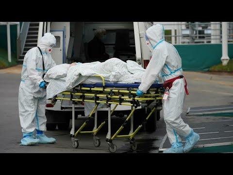 Download Rusia registró más de 1.000 muertes por Covid-19 en una sola jornada por primera vez