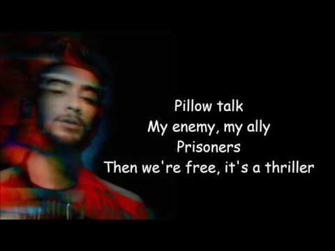 Zayn-Pillow Talk (lyrics)