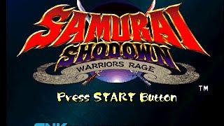 PSX Longplay [279] Samurai Shodown: Warriors Rage