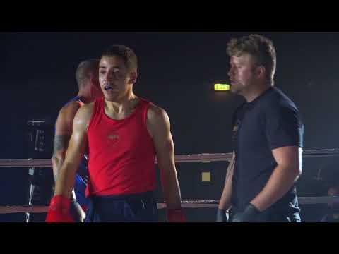BBFS Strikers Night 2: John Sutton vs Luke Corriette Trotter