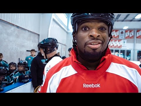 These kids inspire me (and P.K Subban!)