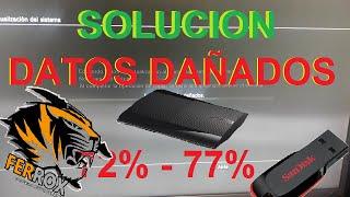[PS3 4.83] SOLUCION  8002F957 (Datos Dañados) + INSTALAR CFW FERROX COBRA EN PS3 SUPER SLIM (OFW)