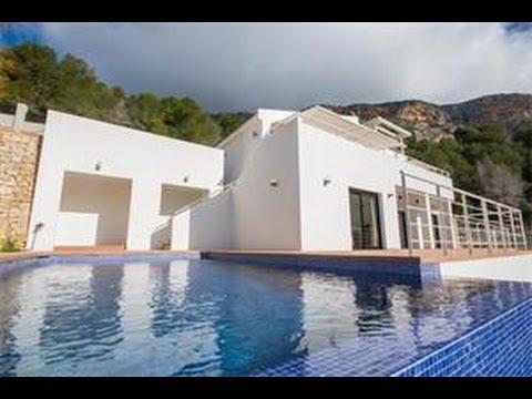New luxury villa in Altea