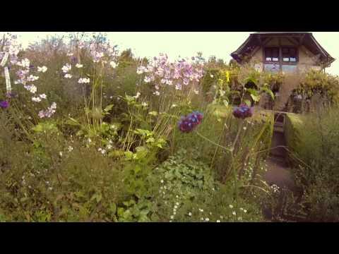 Jardin de Normandie : Le jardin Plume