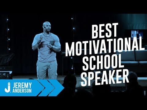 BEST Motivation for Students & Teachers   Jeremy Anderson